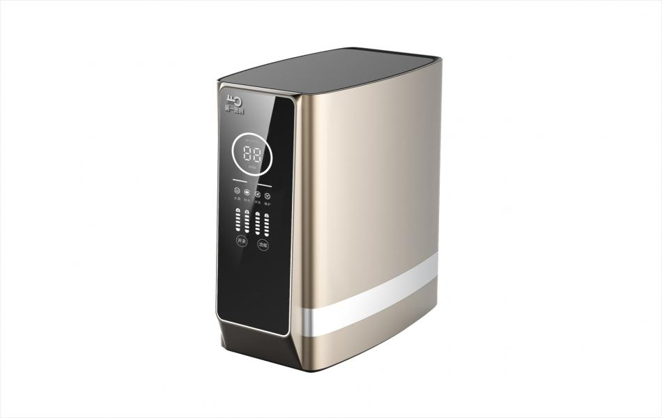 第一密码贝斯特全球最奢华游戏智能直饮机(金色)